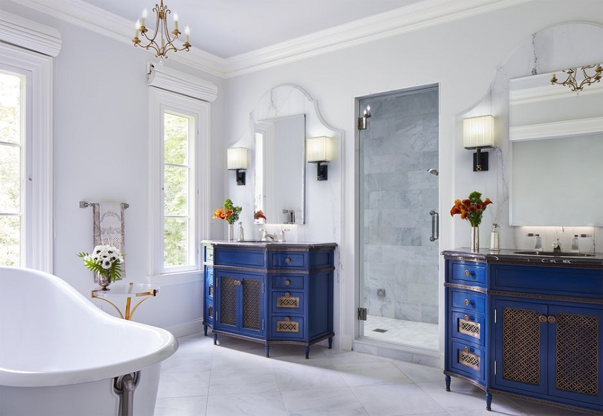 Bathrooms With Bold Cabinetry Luxury Bathrooms Selected 30 Bathrooms With Bold Cabinetry Luxury Bathrooms Selected 30 Bathrooms With Bold Cabinetry 1