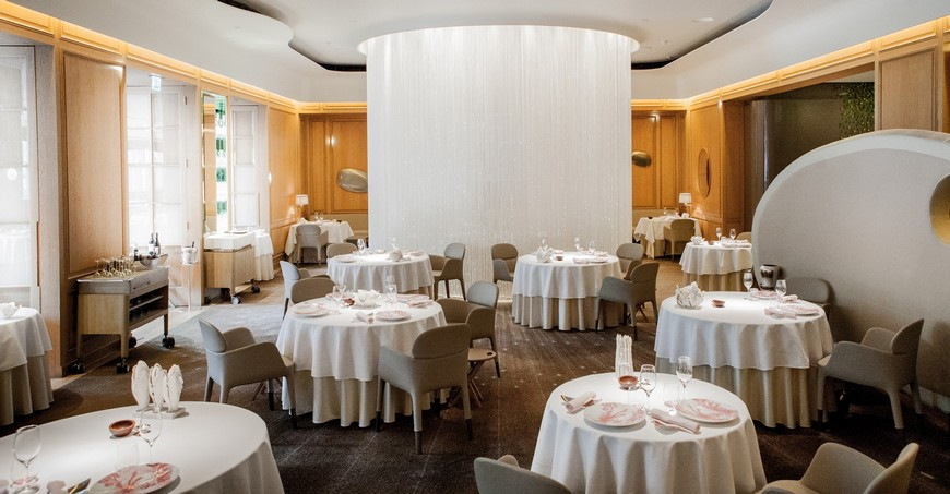 Alain Ducasse at the Dorchester Hotel london design festival The Ultimate Guide to Follow for the Beloved London Design Festival The Ultimate Guide to Follow for the Beloved London Design Festival 38