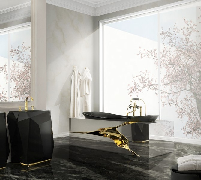 Bathroom Remodeling Projects for 2016. To see more Luxury Bathroom ideas visit us at www.luxurybathrooms.eu #luxurybathrooms #homedecorideas #bathroomideas @BathroomsLuxury
