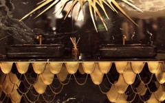 Maison et Objet Paris: Koi Collection by Maison Valentina. To see more Luxury Bathroom ideas visit us at www.luxurybathrooms.eu #luxurybathrooms #homedecorideas #bathroomideas @BathroomsLuxury Maison et Objet Paris: Koi Collection by Maison Valentina Maison et Objet Paris: Koi Collection by Maison Valentina maison et objet paris koi collection by maison valetina 240x150