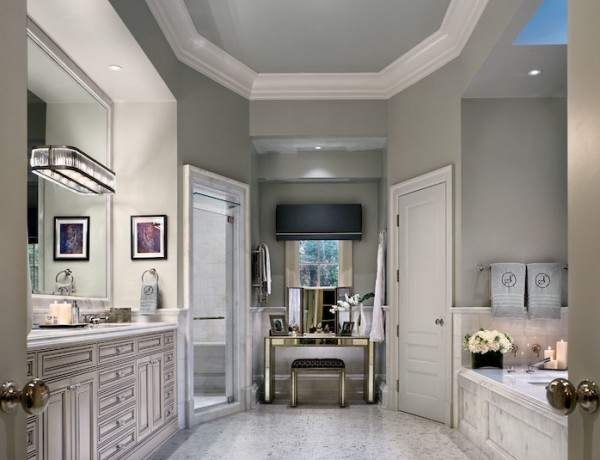 10 Luxury Bathrooms in Celebrity Homes You Should See ➤To see more Luxury Bathroom ideas visit us at www.luxurybathrooms.eu #luxurybathrooms #homedecorideas #bathroomideas @BathroomsLuxury bathrooms in celebrity homes 10 Luxury Bathrooms in Celebrity Homes You Should See 10 Luxury Bathrooms in Celebrity Homes You Should See 600x460