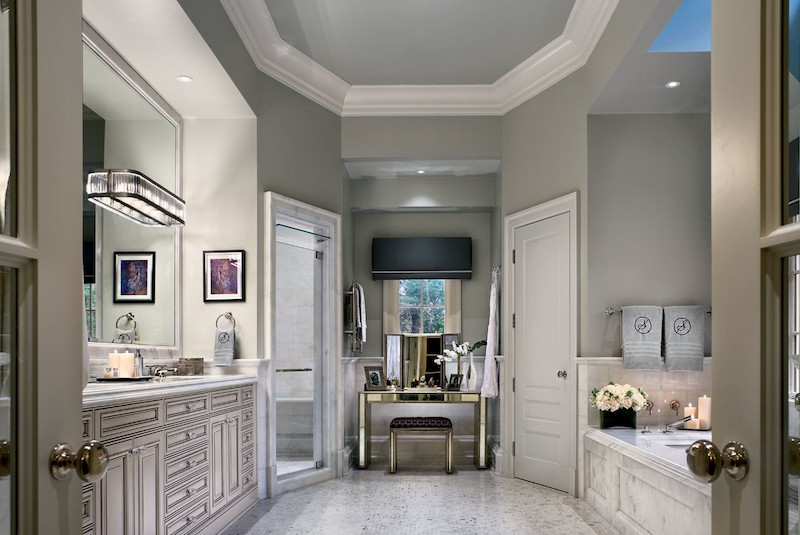 10 Luxury Bathrooms in Celebrity Homes You Should See ➤To see more Luxury Bathroom ideas visit us at www.luxurybathrooms.eu #luxurybathrooms #homedecorideas #bathroomideas @BathroomsLuxury bathrooms in celebrity homes 10 Luxury Bathrooms in Celebrity Homes You Should See 10 Luxury Bathrooms in Celebrity Homes You Should See 800x535 leanne ford Inside Leanne Ford's Rock the Block Master Bathroom Design 10 Luxury Bathrooms in Celebrity Homes You Should See 800x535