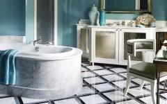 10 Sumptuous Marble Luxury Bathroom Ideas That Will Fascinate You ➤To see more Luxury Bathroom ideas visit us at www.luxurybathrooms.eu #luxurybathrooms #homedecorideas #bathroomideas @BathroomsLuxury