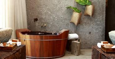 10 Fabulous Wooden Luxury Bathroom Ideas to Inspire You ➤To see more Luxury Bathroom ideas visit us at www.luxurybathrooms.eu #luxurybathrooms #homedecorideas #bathroomideas @BathroomsLuxury Wooden Luxury Bathroom 10 Fabulous Wooden Luxury Bathroom Ideas to Inspire You 10 Wooden Bathroom Ideas to Inspire You 10 370x190