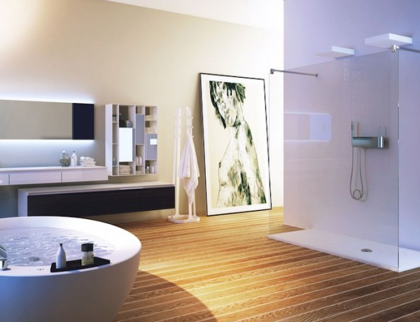 Luxury Bathrooms: 10 Amazing Modern Glass Shower Enclosure Ideas ➤To see more Luxury Bathroom ideas visit us at www.luxurybathrooms.eu #luxurybathrooms #homedecorideas #bathroomideas @BathroomsLuxury modern glass shower Luxury Bathrooms: 10 Amazing Modern Glass Shower Enclosure Ideas Luxury Bathrooms 10 Amazing Modern Glass Shower Enclosure Ideas 1 600x460