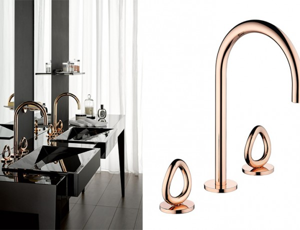 Luxury Bathrooms: Rose Gold is design trend ➤To see more Luxury Bathroom ideas visit us at www.luxurybathrooms.eu #luxurybathrooms #homedecorideas #bathroomideas @BathroomsLuxury Luxury Bathrooms: Rose Gold is Design Trend Luxury Bathrooms: Rose Gold is Design Trend Luxury Bathrooms Rose Gold is design trend 2 600x460