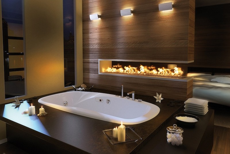 10 Mesmerizing Luxury Bathrooms with Fireplaces That You Will Love ➤To see more Luxury Bathroom ideas visit us at www.luxurybathrooms.eu #luxurybathrooms #homedecorideas #bathroomideas @BathroomsLuxury luxury bathrooms with fireplaces 10 Mesmerizing Luxury Bathrooms with Fireplaces That You Will Love 10 Mesmerizing Luxury Bathrooms with Fireplaces That You Will 800x536 bathroom ideas Luxury Bathroom Ideas: Embrace Art 10 Mesmerizing Luxury Bathrooms with Fireplaces That You Will 800x536
