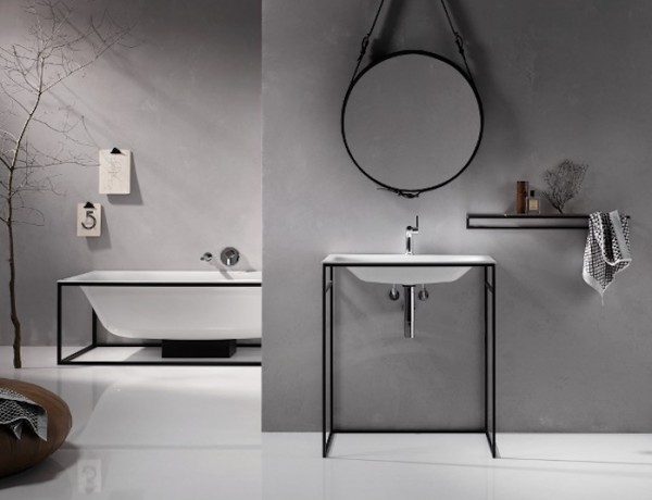 30 Unique Bathroom Ideas from Salone Internazionale del Bagno 2016 ➤To see more Luxury Bathroom ideas visit us at www.luxurybathrooms.eu #luxurybathrooms #homedecorideas #bathroomideas @BathroomsLuxury salone internazionale del bagno 2016 30 Unique Bathroom Ideas from Salone Internazionale del Bagno 2016 30 Unique Bathroom Ideas from Salone Internazionale del Bagno 2016 600x460