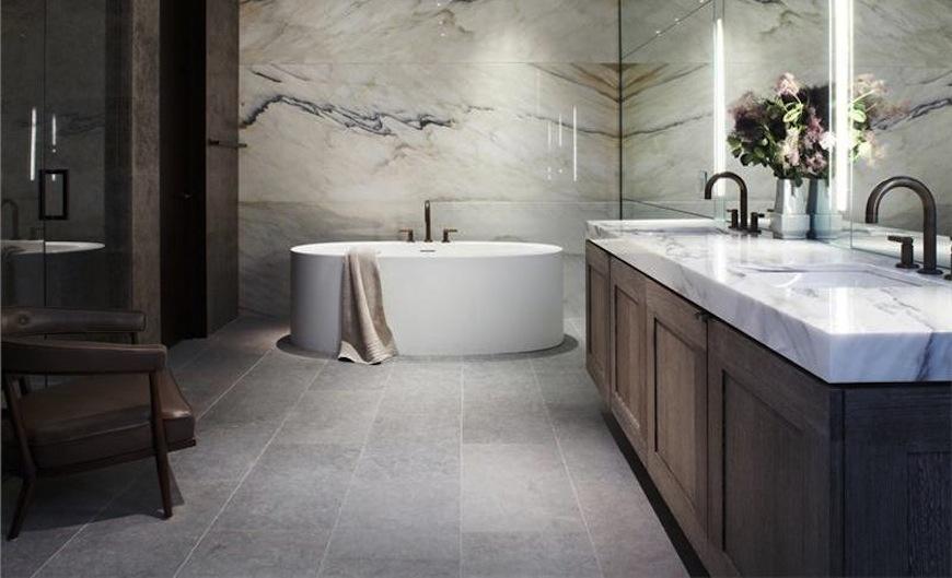 Bathroom Design Ideas 10 Stunning, What Is A Transitional Bathroom