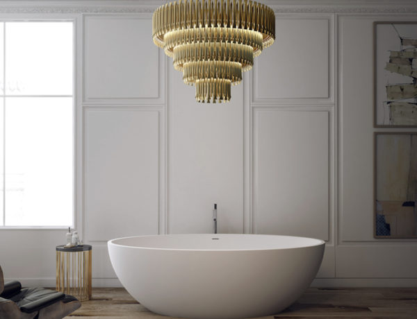 Jaw-Droppingly Gorgeous Bathroom Lighting Ideas to Copy ➤To see more Luxury Bathroom ideas visit us at www.luxurybathrooms.eu #luxurybathrooms #homedecorideas #bathroomideas @BathroomsLuxury bathroom lighting ideas Jaw-Droppingly Gorgeous Bathroom Lighting Ideas to Copy Jaw Droppingly Gorgeous Bathroom Lighting Ideas to Copy 600x460