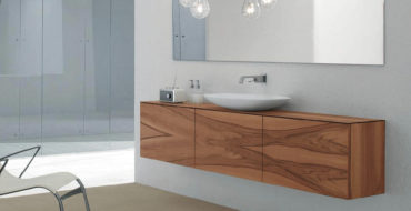 Pamper Your Home with These Amazing Wooden Bathroom Cabinets ➤To see more Luxury Bathroom ideas visit us at www.luxurybathrooms.eu #luxurybathrooms #homedecorideas #bathroomideas @BathroomsLuxury wooden bathroom cabinets Pamper Your Home with These Amazing Wooden Bathroom Cabinets Pamper Your Home with These Amazing Wooden Bathroom Cabinets 370x190