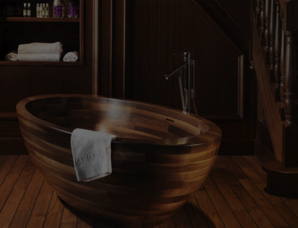 Stunning Wooden Bathtub Ideas for Your Luxury Bathroom ➤To see more Luxury Bathroom ideas visit us at www.luxurybathrooms.eu #luxurybathrooms #homedecorideas #bathroomideas @BathroomsLuxury wooden bathtub ideas Stunning Wooden Bathtub Ideas for Your Luxury Bathroom Stunning Wooden Bathtub Ideas for Your Luxury Bathroom 600x460