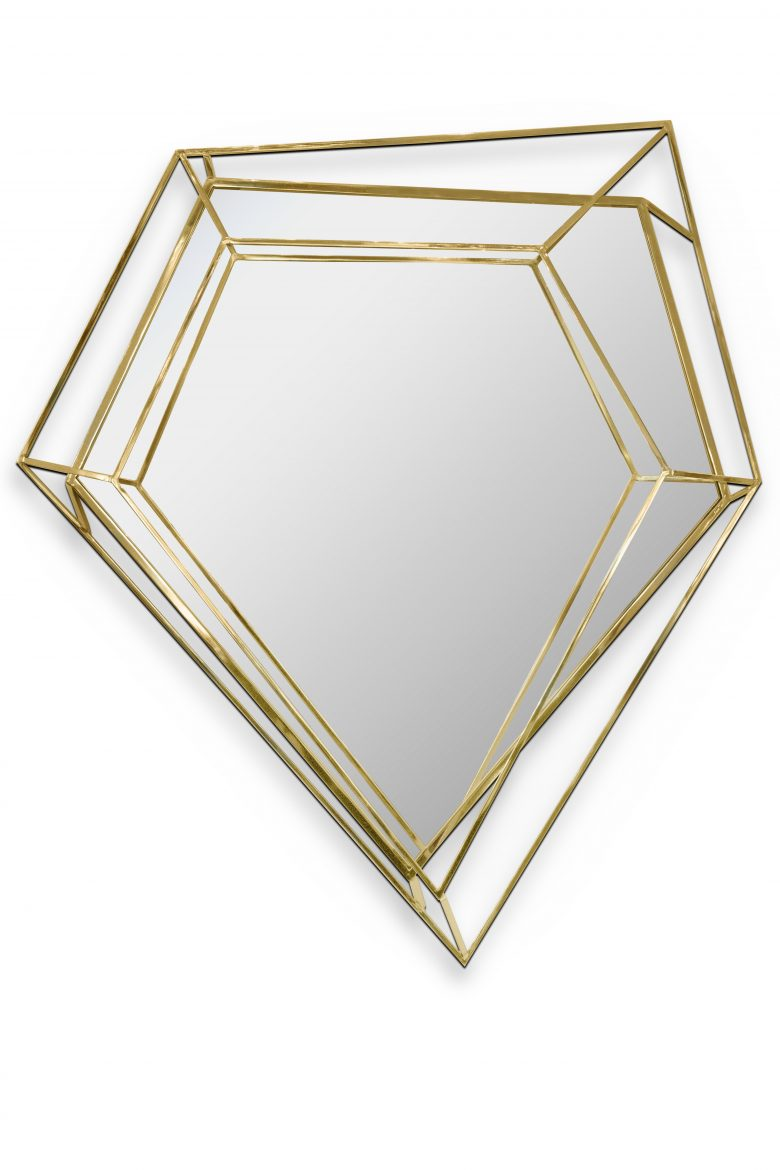 Kelly Hoppen kelly hoppen Kelly Hoppen's Stunning Bathroom Ideas You Will Covet diamond small mirror 1 HR scaled