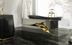 luxury bathroom decoration Celebrity's luxury bathroom decoration lapiaz bathtub 4 feat 240x150