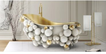 10 Must Have Accessories for Luxury Bathrooms by the best Designers ➤To see more Luxury Bathroom ideas visit us at www.luxurybathrooms.eu #luxurybathrooms #homedecorideas #bathroomideas @BathroomsLuxury 10 must have accessories 10 Must Have Accessories for Luxury Bathrooms by the best Designers feat3 370x190