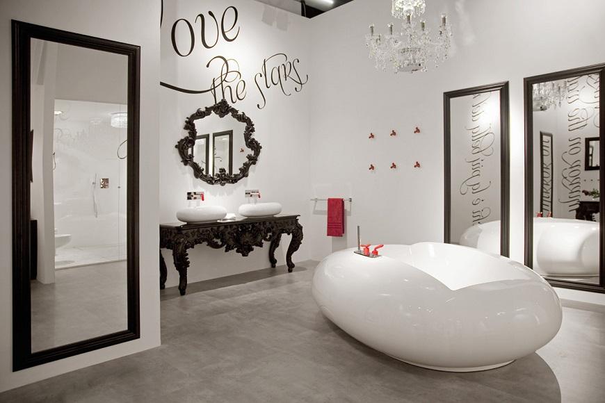 20 luxury bathroom 24 Stunning Luxury Bathroom Ideas For His-and-Hers Bathroom Sinks 20 3