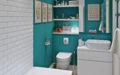 luxury bathrooms must read article small luxury bathrooms Tips and Tricks: How to decorate small luxury bathrooms beach style bathroom design 240x150