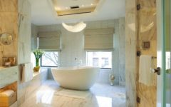 Luxury Bathrooms: 50 DECORATING IDEAS FOR BATHROOM SETS home decorating ideas for bathroom sets 50 Jaw-dropping Home Decorating Ideas for Bathroom Sets best colors for bathrooms without windows Copy 240x150