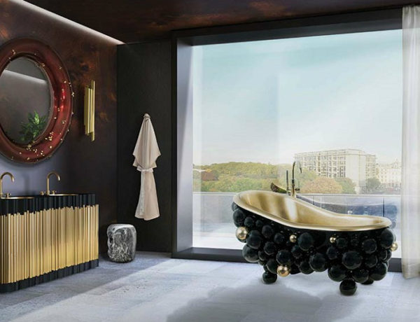 Luxury Bathrooms Blog: Inspiring Interior Design Trends 2017 for Luxury Bathrooms ➤To see more Luxury Bathroom ideas visit us at www.luxurybathrooms.eu #luxurybathrooms #homedecorideas #bathroomideas @BathroomsLuxury interior design trends 2017 Inspiring Interior Design Trends 2017 for Luxury Bathrooms Inspiring Interior Design Trends 2017 for Luxury Bathrooms 4 feat 600x460