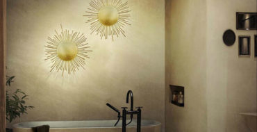 luxury bathrooms Most Wanted Lighting Solutions for Luxury Bathrooms featbath 1 370x190