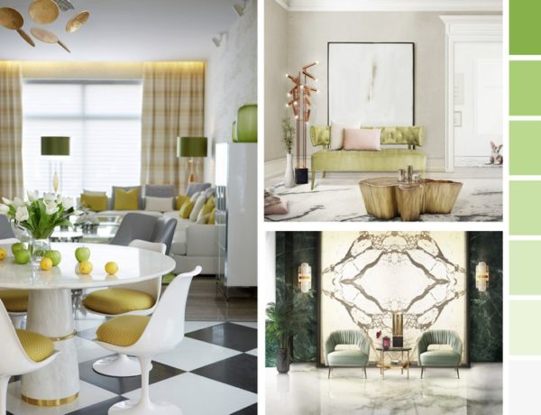 spring trends Meet Hottest Spring Trends by Brabbu To Improve Your Home Interiors Greenery 1 600x460