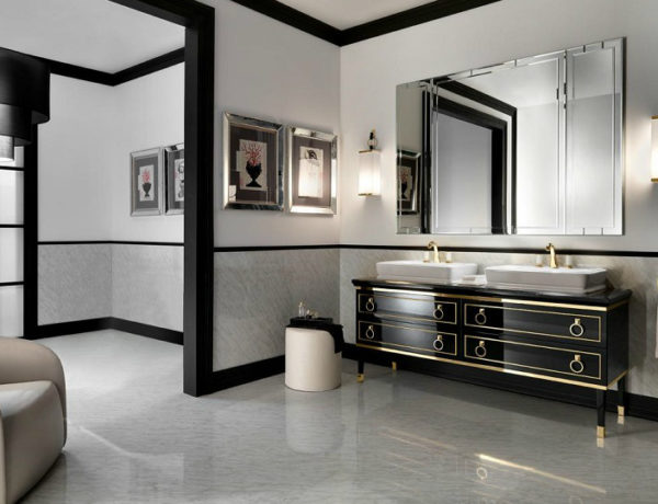 bathroom luxury collection Discover The Amazing Bathroom Luxury Collection By Italian Brand Oasis feat 2 600x460