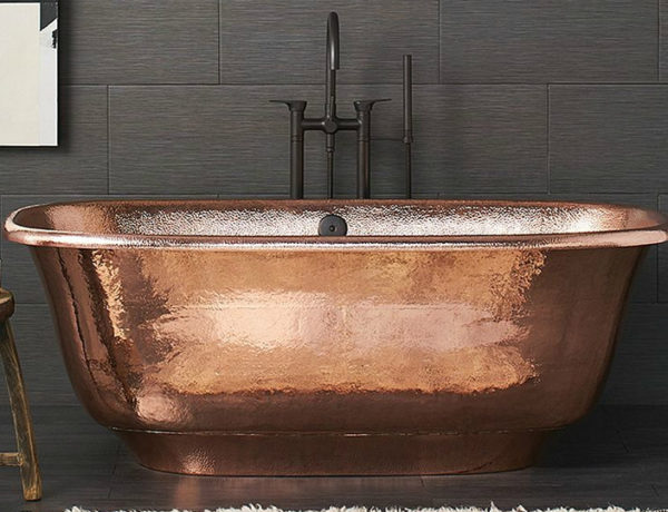 decoration guide Decoration Guide: Bring Shining Metallics Into Luxury Bathrooms feat 8 600x460