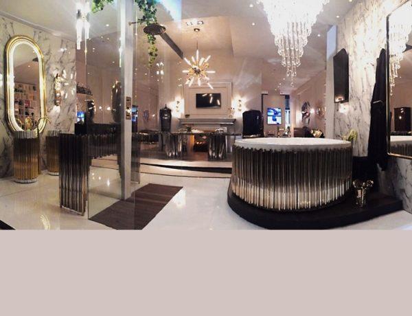 Isaloni 2017: Deluxe World of Luxury Bathrooms With Maison Valentina ➤To see more Luxury Bathroom ideas visit us at www.luxurybathrooms.eu #bathroom #isaloni #salonedelmobile @BathroomsLuxury