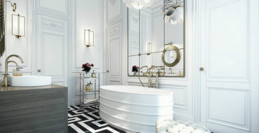 luxury bathrooms Discover The Hottest Trends Of Bathroom Tiles For Luxury Bathrooms feat 3 370x190
