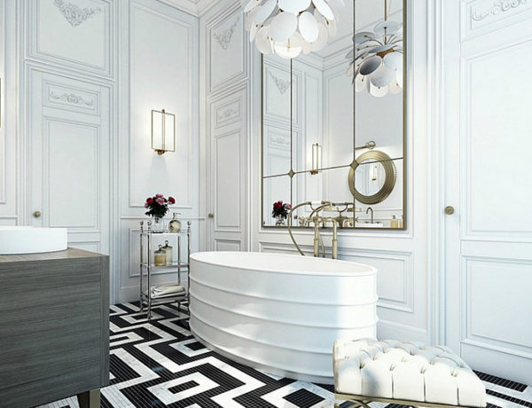 luxury bathrooms Discover The Hottest Trends Of Bathroom Tiles For Luxury Bathrooms feat 3 600x460