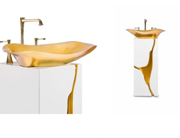 5 Amazing Single Washbasins To Make Luxury Bathrooms Sparkle ➤ To see more news about Luxury Bathrooms in the world visit us at http://luxurybathrooms.eu/ #luxurybathrooms #interiordesign #homedecor @BathroomsLuxury @bocadolobo @delightfulll @brabbu @essentialhomeeu @circudesign @mvalentinabath @luxxu @covethouse_ Amazing single Washbasins 5 Amazing Single Washbasins To Make Luxury Bathrooms Sparkle feat 16 600x460