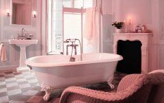 pink luxury bathroom Pink Luxury Bathroom Ideas That Will Make Your Home Decor Sparkle feat 240x150