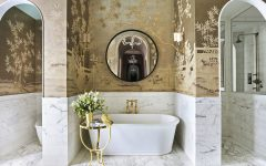 luxury bathroom inspiration Be Inspired By This Luxury Bathroom Inspiration In Manhattan feat 3 240x150