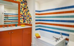 bathroom tile ideas Follow 27 Bathroom Tile Ideas For A Colorful Decor feat 2 240x150