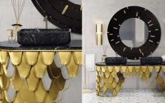 Exquisite Wall Mirrors To Enhance Your Luxury Bathroom Interior Design ➤ To see more news about Luxury Bathrooms in the world visit us at http://luxurybathrooms.eu/ #luxurybathrooms #interiordesign #homedecor @BathroomsLuxury @bocadolobo @delightfulll @brabbu @essentialhomeeu @circudesign @mvalentinabath @luxxu @covethouse_ Exquisite Wall Mirrors Exquisite Wall Mirrors To Enhance Your Luxury Bathroom Interior Design Exquisite Wall Mirrors To Enhance Your Luxury Bathroom Interior Design 1 1 240x150