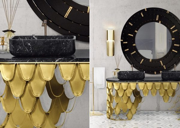 Exquisite Wall Mirrors To Enhance Your Luxury Bathroom Interior Design ➤ To see more news about Luxury Bathrooms in the world visit us at http://luxurybathrooms.eu/ #luxurybathrooms #interiordesign #homedecor @BathroomsLuxury @bocadolobo @delightfulll @brabbu @essentialhomeeu @circudesign @mvalentinabath @luxxu @covethouse_ Exquisite Wall Mirrors Exquisite Wall Mirrors To Enhance Your Luxury Bathroom Interior Design Exquisite Wall Mirrors To Enhance Your Luxury Bathroom Interior Design 1 1 600x425
