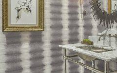 A Bold Bathroom Interior Design By Designer Elizabeth Krueger ➤ To see more news about Luxury Bathrooms in the world visit us at http://luxurybathrooms.eu/ #luxurybathrooms #interiordesign #homedecor @BathroomsLuxury @bocadolobo @delightfulll @brabbu @essentialhomeeu @circudesign @mvalentinabath @luxxu @covethouse_