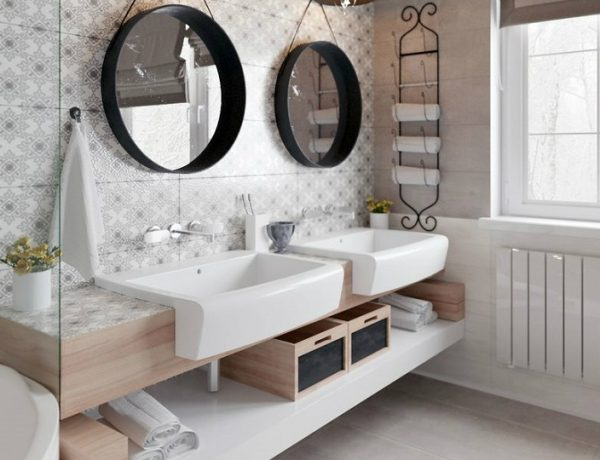 11 Mesmerizing Scandinavian Bathroom Design Ideas ➤ To see more news about Luxury Bathrooms in the world visit us at http://luxurybathrooms.eu/ #luxurybathrooms #interiordesign #homedecor @BathroomsLuxury @bocadolobo @delightfulll @brabbu @essentialhomeeu @circudesign @mvalentinabath @luxxu @covethouse_ Scandinavian Bathroom Design Ideas 11 Mesmerizing Scandinavian Bathroom Design Ideas 11 Mesmerizing Scandinavian Bathroom Design Ideas feat 600x460