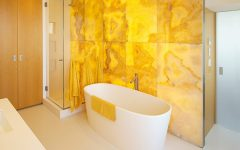 Yellow Luxury Bathrooms 21 Yellow Luxury Bathrooms To Brighten Up Your Home 21 Yellow Luxury Bathrooms To Brighten Up Your Home feat 240x150