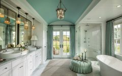7 Luxury Bathroom Decor Ideas With Colorful Ceilings #luxurybathroomsbrands #luxurybathroomsdesigns #luxurybathroomsimages #allwhitebathrooms http://luxurybathrooms.eu @mvalentinabath luxury bathroom decor ideas 7 Luxury Bathroom Decor Ideas With Colorful Ceilings 7 Luxury Bathroom Decor Ideas With Painted Ceilings feat 240x150