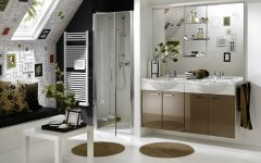 beautiful bathrooms Be Inspired By 80 Beautiful Bathrooms For All Sizes And Styles Part 7 Be Inspired By 80 Beautiful Bathrooms For All Sizes And Styles 72 2 240x150
