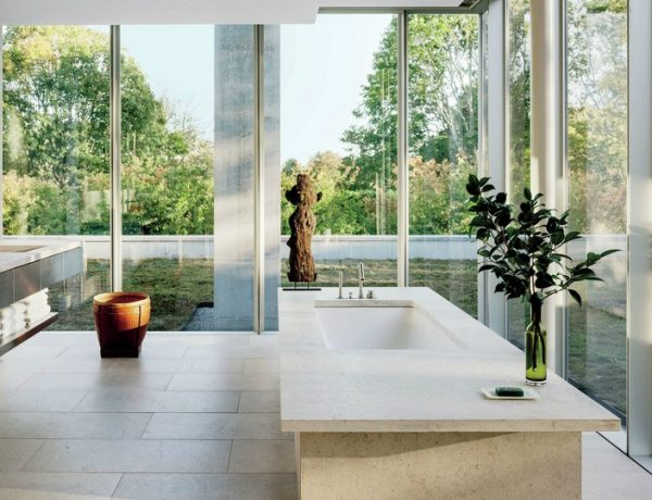 Minimalist Bathrooms Find Peace of Mind by Looking at 8 Astonishing Minimalist Bathrooms featured 6 600x460