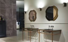 bathroom mirrors 7 Radiant and Bespoke Bathroom Mirrors by Antoniolupi Design featured 1 240x150