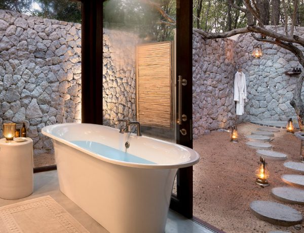 hotel bathroom projects The Best Hotel Bathroom Projects Created by Victoria + Albert in 2017 featured 12 600x460