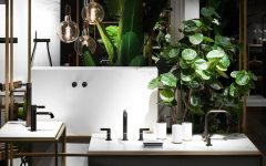"bathroom designs The ""Warm Modern"" Inciso Bathroom Designs by David Rockwell for Gessi featured 17 240x150"