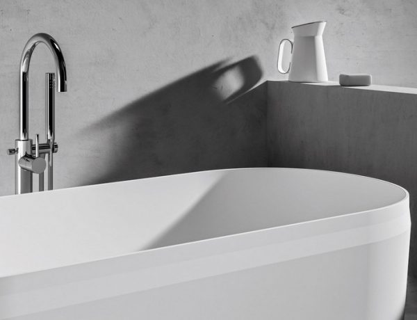 minimalist bathrooms 5 New Products that Are a Perfect Match for Minimalist Bathrooms featured 19 600x460