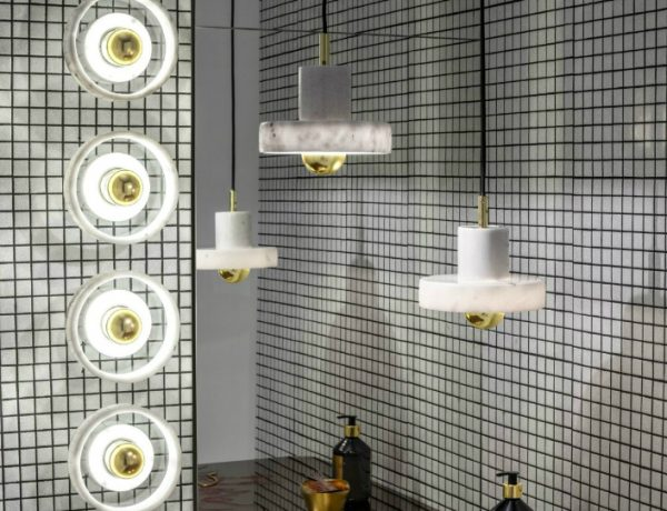 bathroom lighting designs 3 Strikingly Iconic Bathroom Lighting Designs Created by Tom Dixon featured 22 600x460