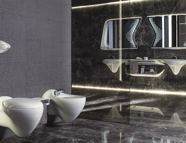 zaha hadid design Revisit Zaha Hadid Design's Vitae Bathroom Collection for Porcelanosa featured 24 600x460