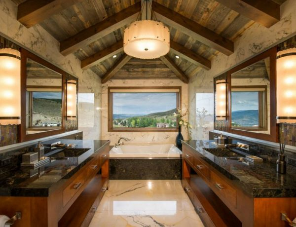 rustic bathroom ideas 10 Rustic Bathroom Ideas that Will Add Natural Beauty to Your Home featured 26 600x460