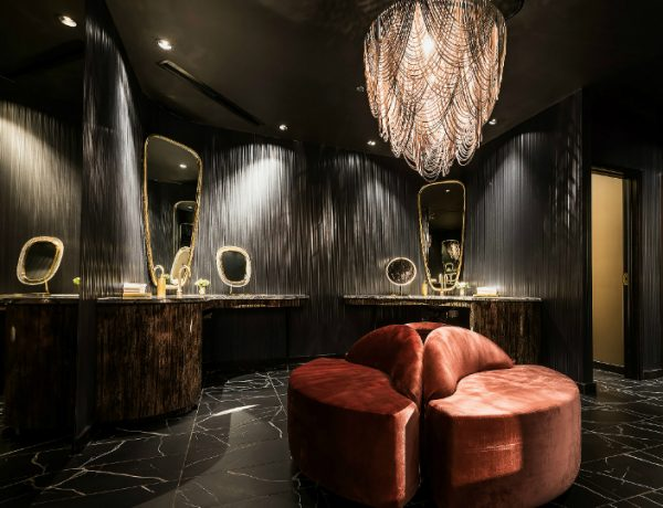 restaurant bathrooms The Most Outrageously Styled Restaurant Bathrooms You'll Ever See featured 6 600x460